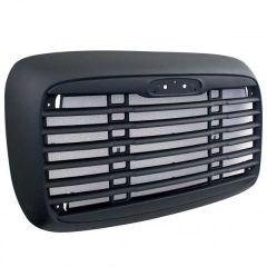 Freightliner Columbia Black Grill with Bug Screen
