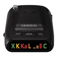 Uniden Easy-to-Read Radar Detector