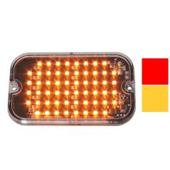 "5"" 56 LED Ultra Thin 15 Flash Strobe Light"