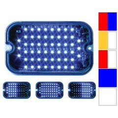"5"" 54 LED Ultra Thin Strobe Light"