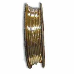 """Gold Door Molding 50' Per Roll, 5/16""""W"""