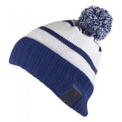 Stocking Cap with Built-In Bluetooth Headset