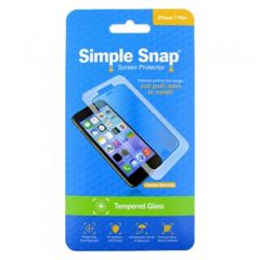 iPhone 7 Plus Simple Snap Glass Screen Protector
