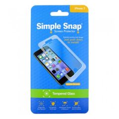 iPhone 7 Simple Snap Glass Screen Protector