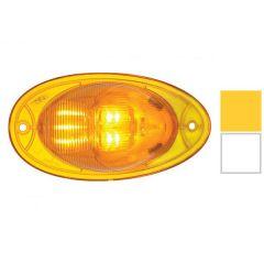 """5"""" 7 LED Freightliner Cascadia Turn Signal Light"""