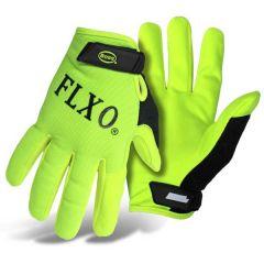 High-Visibility Utility Mechanic Gloves (Large)