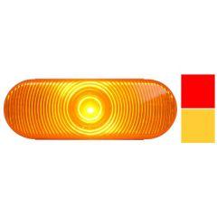 1 LED Oval Light