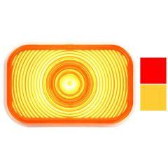 """5"""" 1 LED Rectangular Light"""