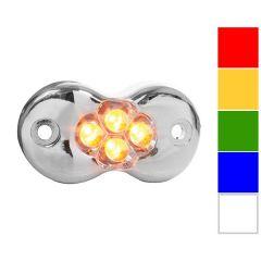 Small 4 LED Courtesy Light