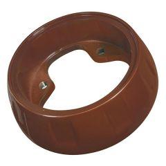 Mahogany Steering Wheel Bezel