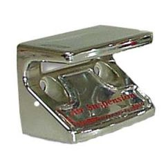 Axle Differential Switch Guard w/Silver Sticker