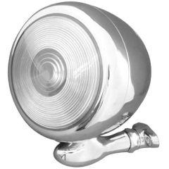 Chrome Teardrop Dummy Spot Lights (PR)