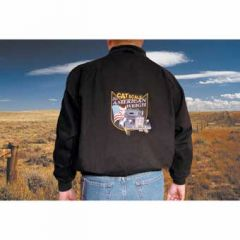 CAT Scale American Weigh Jacket - LARGE