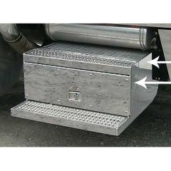 Peterbilt 379 Tool Box Side Trim Kit