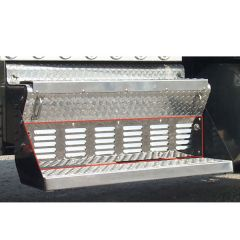 """Kenworth 39.5"""" Battery Box Cover"""