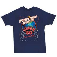 Iowa 80 World's Largest Truckstop T-shirt