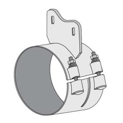 """6"""" Western Star Heritage Clamp"""