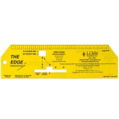 """""""The Edge"""" Professional Driver's Ruler"""