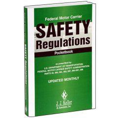Safety Regulations Pocket Book