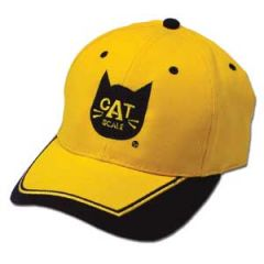CAT Scale Two-Tone Hat