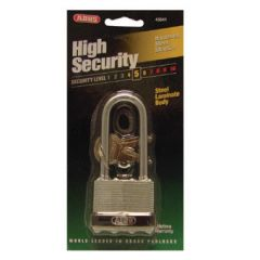 Solid Brass Maximum Security Padlock