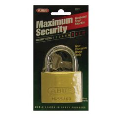 Steel High Security Padlock