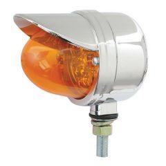 """3-1/2"""" Dia. Amber Spyder LED Light"""