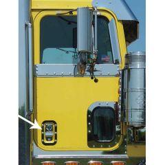 International i-Model Dimpled Door Handle Surround