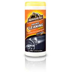 Armor All Orange Cleaning Wipes (25 PK)