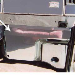 Peterbilt Lower Heater Panel