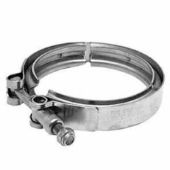 """4"""" Stainless Steel V-Band Clamp"""