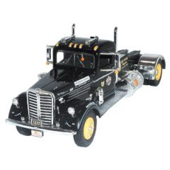 1938 Kenworth CAT Scale Great Race Die Cast Truck