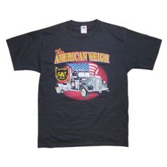 CAT Scale American Weigh T-shirt