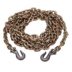 "20' x 5/16"" G70 Binder Chain Assembly w/Grab Hooks"