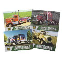 Series 2 CAT Scale Super Trucks Card Set