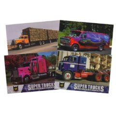 Series 1 CAT Scale Super Trucks Card Set