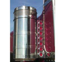 "Peterbilt 359 15"" Vortox Rear AC Light Bars"