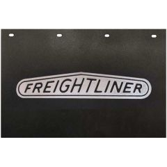 "24""W x 15""L Freightliner Front Mud Flap (EA)"