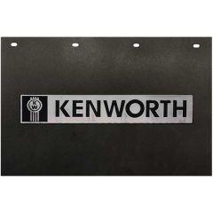 """24""""W x 15""""L Kenworth Bar Poly Front Mud Flap (EA)"""