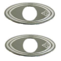 Peterbilt Oval Deco Key Protector