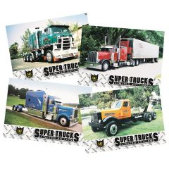 Series 7 CAT Scale Super Trucks Card Set