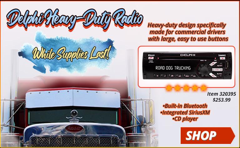 SHOP NOW   Radios